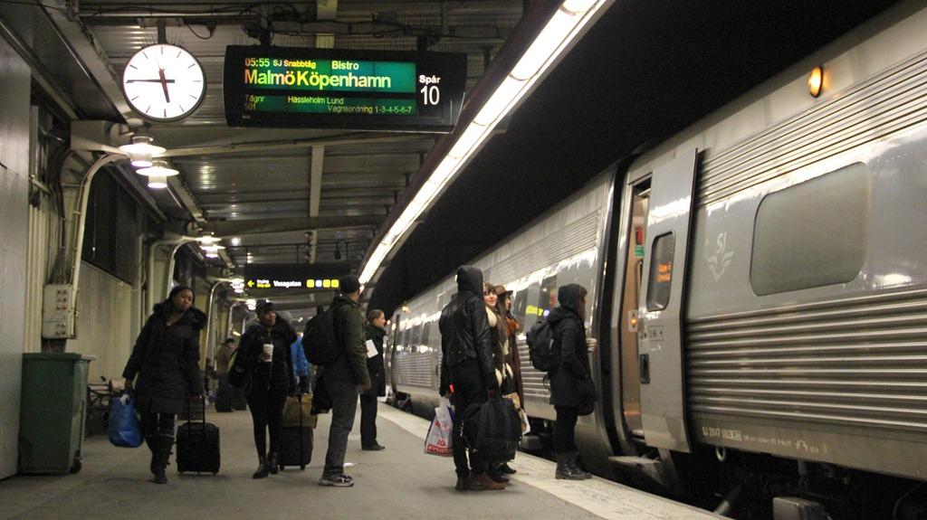 resa till malmö från stockholm