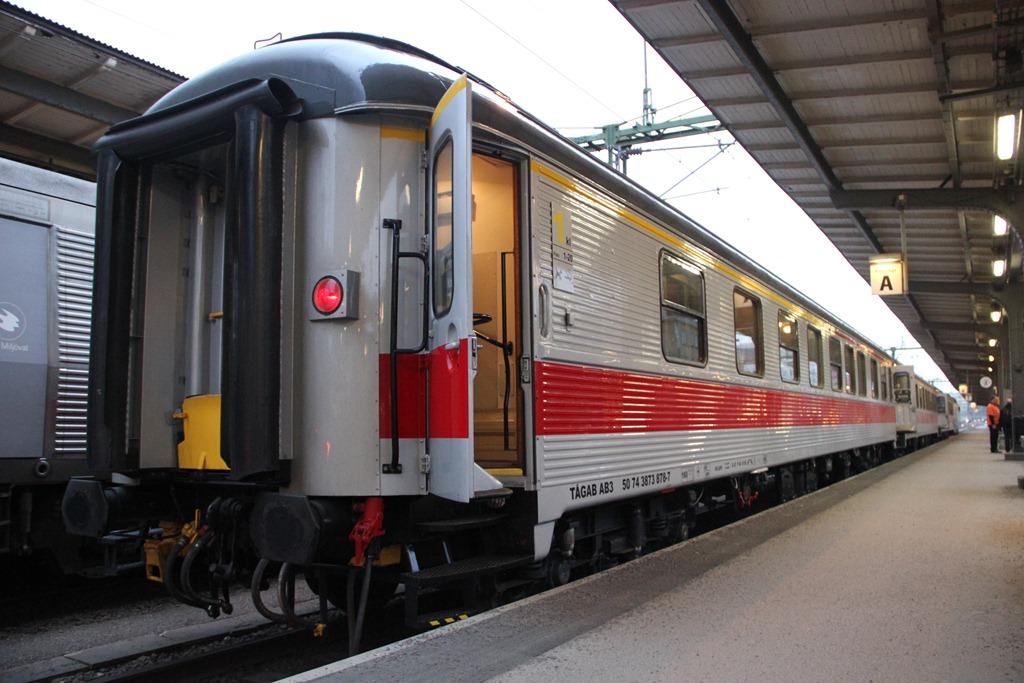 boka om tåg sj