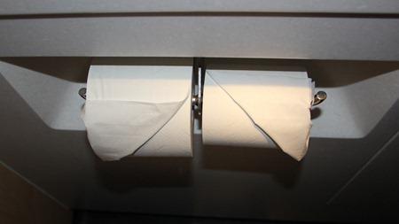 Högsta toalettrulleklass i 1 klass från Köpenhamn