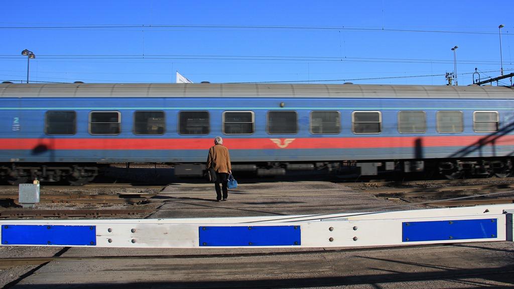 tåg stockholm åre