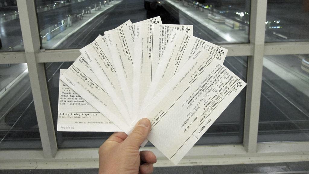 sj x2000 biljett
