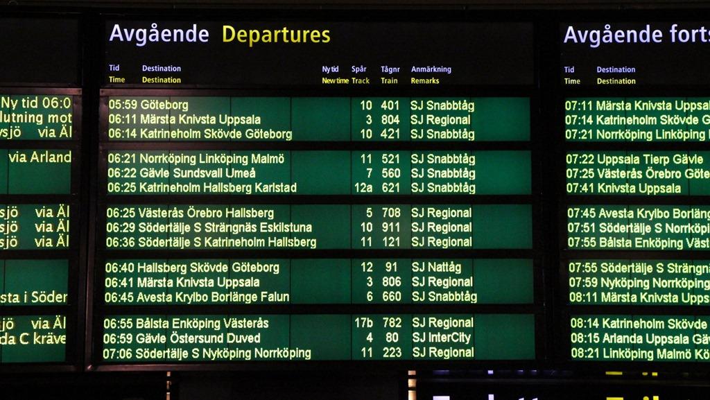 tåg arlanda linköping
