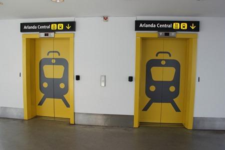 Varför Arlanda Expressgult
