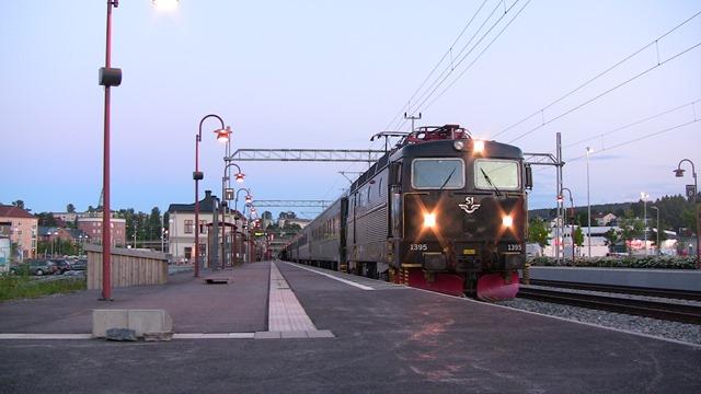 tåg stockholm luleå tid