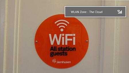 Jernhusens fria WiFi kan vara svårt att hitta