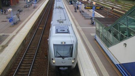SJ 3000 i Hallsberg ( Arkivbild )