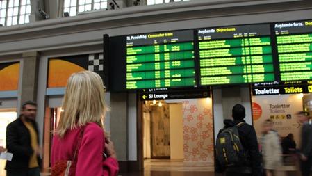 Stockholm C- Stationsavla