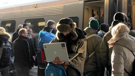 Den 15/8 blir det gratis att använda datorn även på tåget