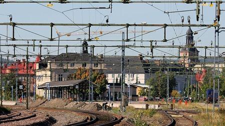 Gissa stationerna - Station 1
