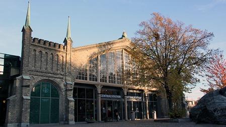 Gissa stationerna - Station 2