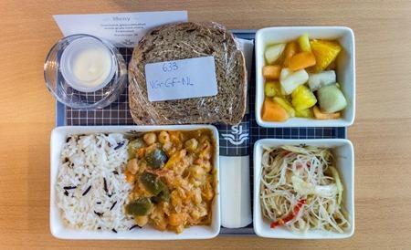 Test av specialmat: Indisk gryta med vildris