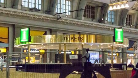Turistinformationen kommer att sälja alla former av biljetter