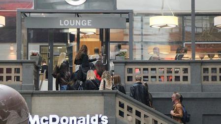 SJ Lounge i Stockholm ( Arkivbild )