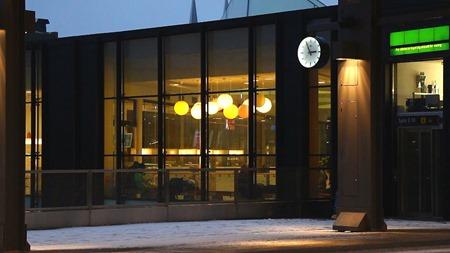 Ordningsproblem på Uppsala C