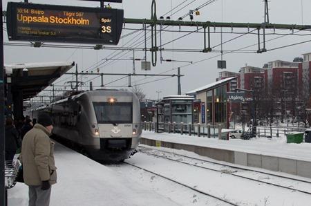 Tåg 567 - Tåget med och utan trerättersmat