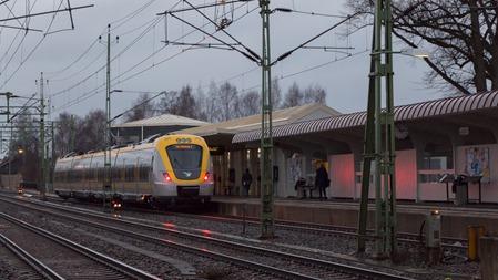 """""""Göteborgsexpressen"""" redo för avfärd"""