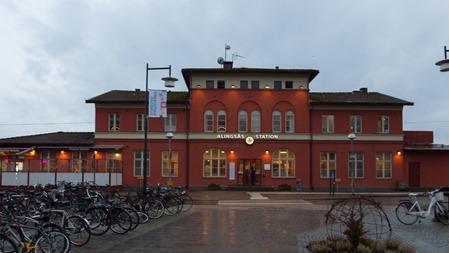 Alingsås Tågstation