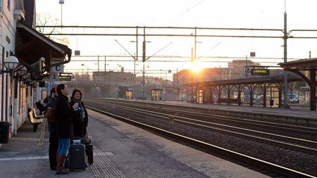 Morgonstund har guld i mun - i Katrineholm