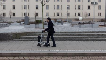 Varför måste Hörsalsparken i Norrköping se ut som en kyrkogård?