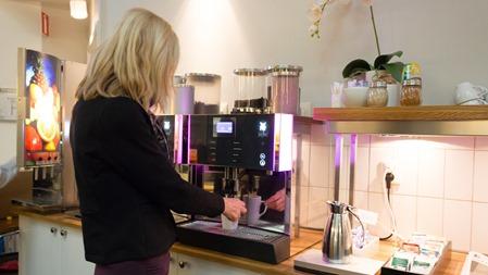Nya öppettider för SJs lounge i Stockholm