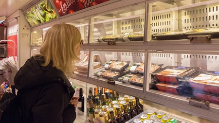 Train Logistics Sweden AB ny logistikpartner för mat och dryck på SJs tåg