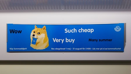 """Wow - Such cheap - Very buy - Many summer"""
