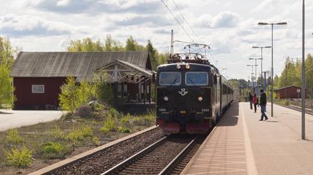 SJ Regional – Kust till Kust i Lessebo