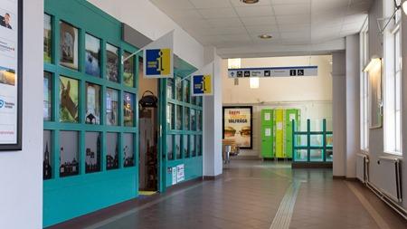 SJ Biljettförsäljning i Katrineholm i ny skepnad
