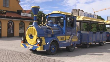 Inga bussar till SLite på helgen - Inte ens tåget går