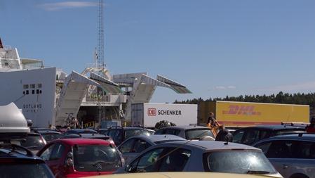 Destination Gotland - Bara för bilturister