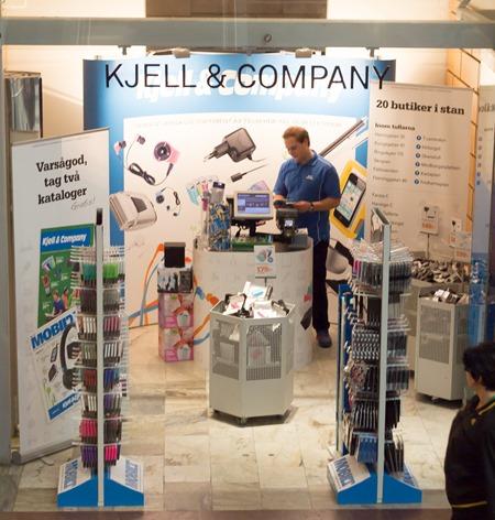 Kjell och Company nu på Stockholm C