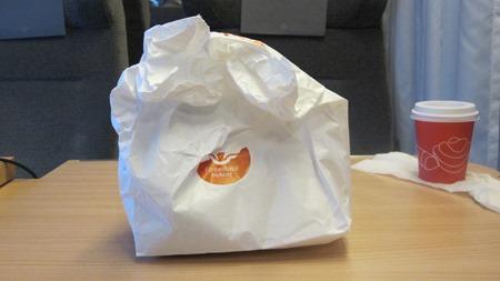 Stor frukost i 1 klass på SJ Snabbtåg from 1 september