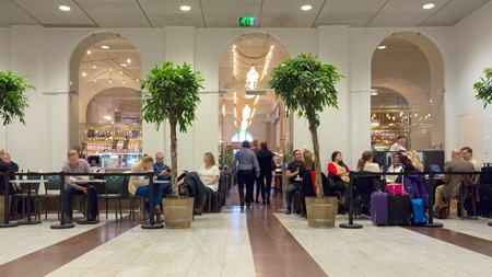 """Ny krog """"Luzette"""" på Stockholm C"""