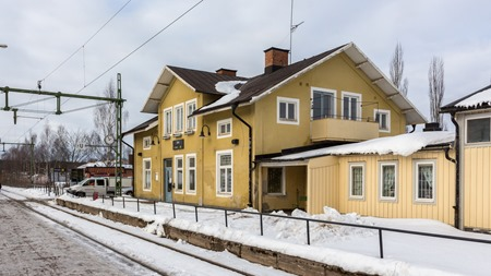 Säter station