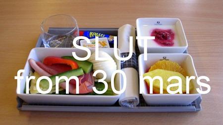 """Från den 30 mars serveras enligt uppgift inte längre """"Stor Frukost""""."""