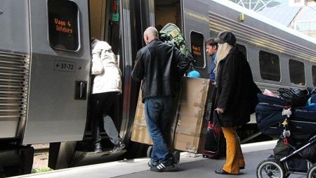 Mycket bagage
