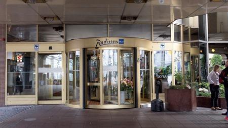 Nattågsfrukosten på Radisson Blu är fortfarande nog bästa nattågsfrukosten