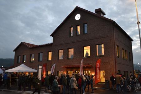 Nya stationshuset 8 dec 2015 N