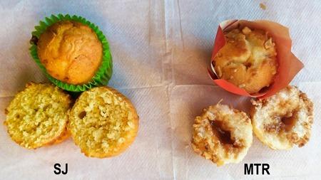 SJ och MTR Express muffins - Foto: Frekvent resenär