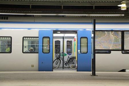 Cykel på tåg: ARONIA | Film, Haninge